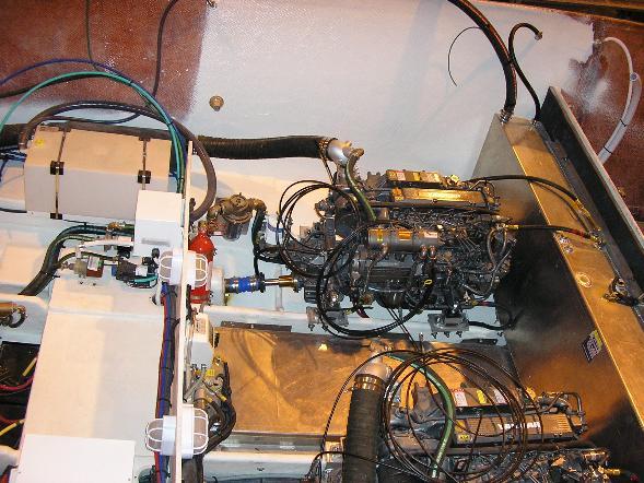 Marine Diesel Repair and Installation